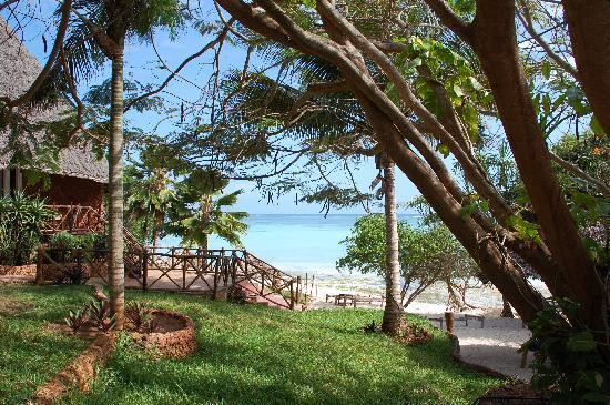 Ras Nungwi Beach Hotel: Ras Nungwi property