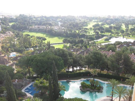 Incosol Hotel and Spa: vue de la chambre