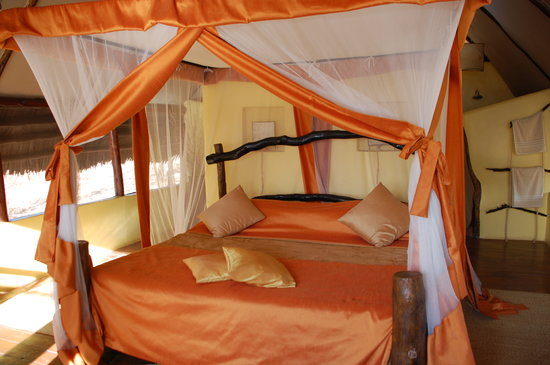 Tarangire National Park, Tanzanya: Our cabin