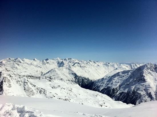 Alpengasthof Gruner : Sölden 2011