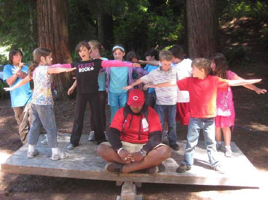 North Coast Adventure Centers : Low Ropes Course, Whale Watch