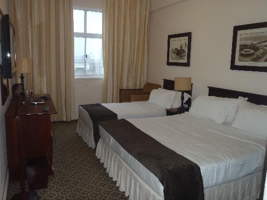 Albany Hotel: A Double Room