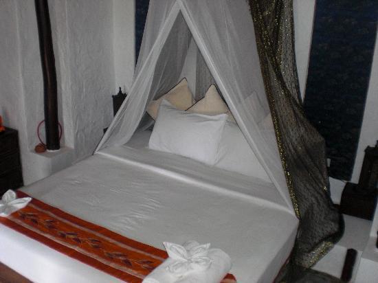 Anankhira Villas: bedroom of leilla