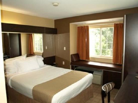 Microtel Inn & Suites by Wyndham Scott/Lafayette: Queen Room