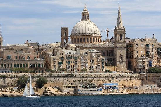 Valletta Waterfront: Ausblick