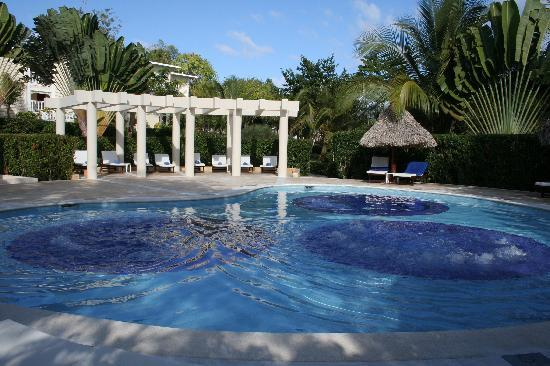 Luxury Bahia Principe Cayo Levantado Don Pablo Collection: jaccuzzis