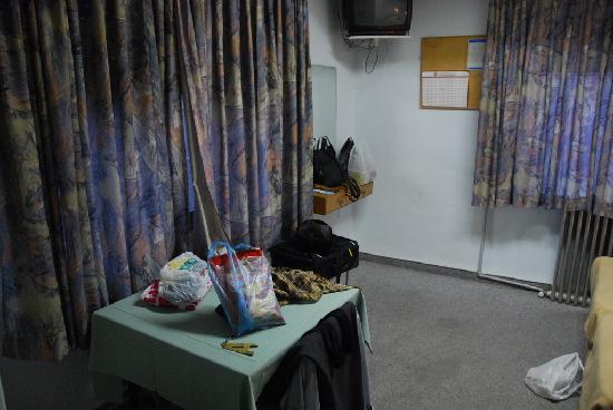 Alcazar Hotel : room