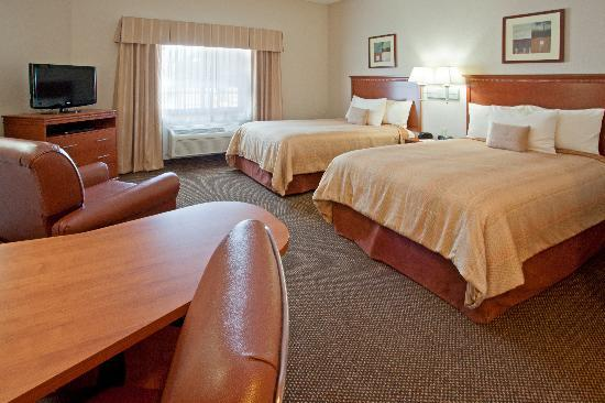 Candlewood Suites: Two Bed Suite