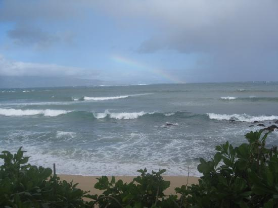 Paia Inn Hotel: Beach (Paia Cove) at Paia Inn