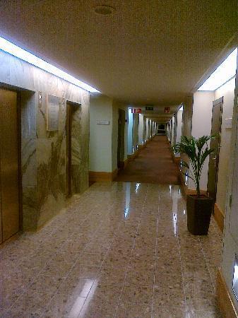 Radisson Blu Hotel, Oulu: corridor