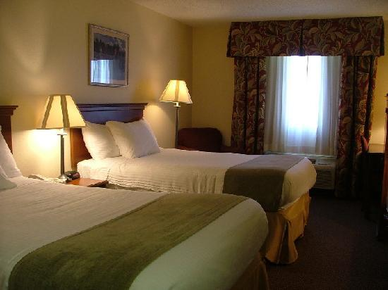 Lady Luck Hotel : My room!