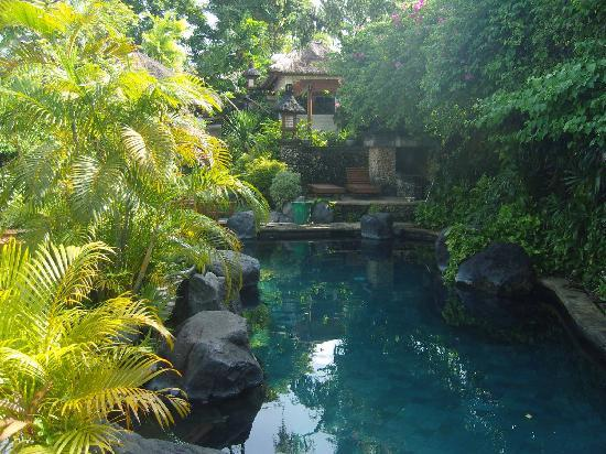 Poppies Bali: Lovely pool