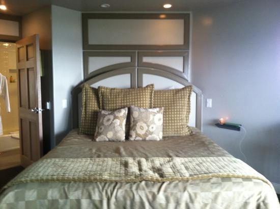 Marina, Kalifornien: comfy bed