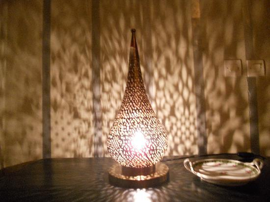 Riad Kheirredine : One of my favorite lights...so romantic.