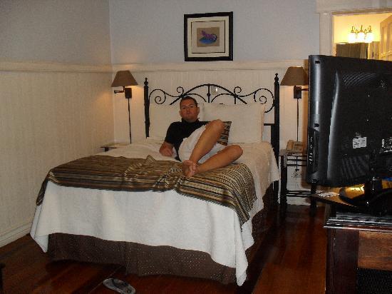 Hotel Grano de Oro San Jose: habitacion