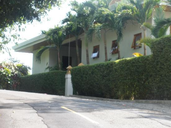 Tulemar Resort: big house in buena vista villas