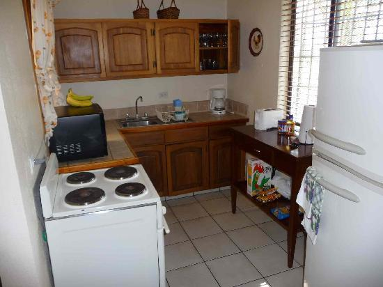 Taranova-Villas Palmas: Kitchen (Unit 11)