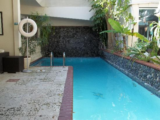 Oceana Hostal Playero: Pool Area