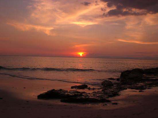 Hotel & Club Punta Leona : Sunset at Playa Blanca