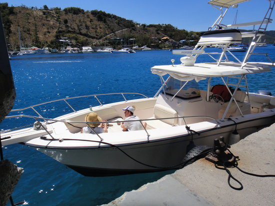 Big Blue Excursions: the gypsea girl st soper's hole west end tortola