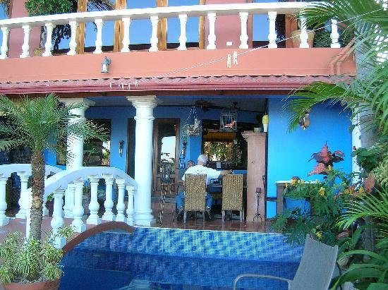 Casa Bella Rita Boutique Bed & Breakfast: Breakfast