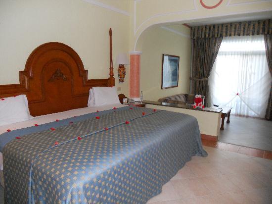 Hotel Riu Palace Mexico: la chambre