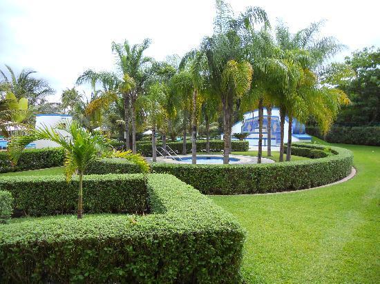 Hotel Riu Palace Mexico: Jacuzi