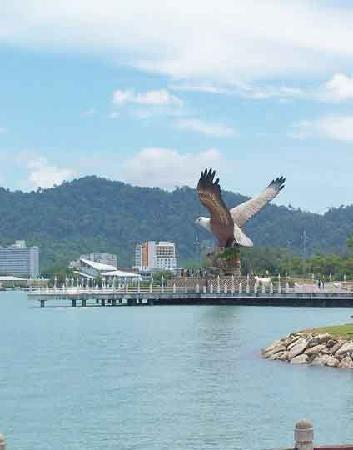 The Eagle at Langkawi Ferry Point