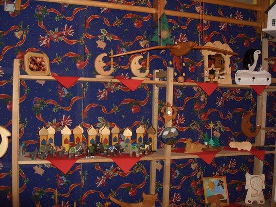 Peiting, Niemcy: Kerzenverkauf