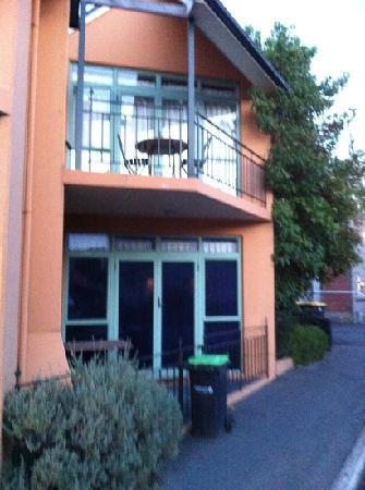 L'Hotel Akaroa: my room