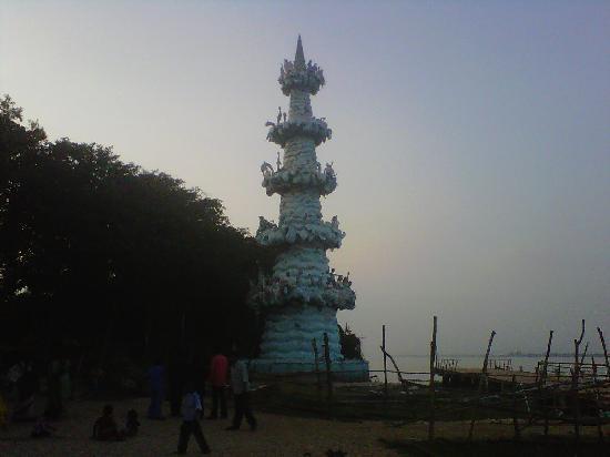 Bhavani Island Resort: Beautiful piece of art