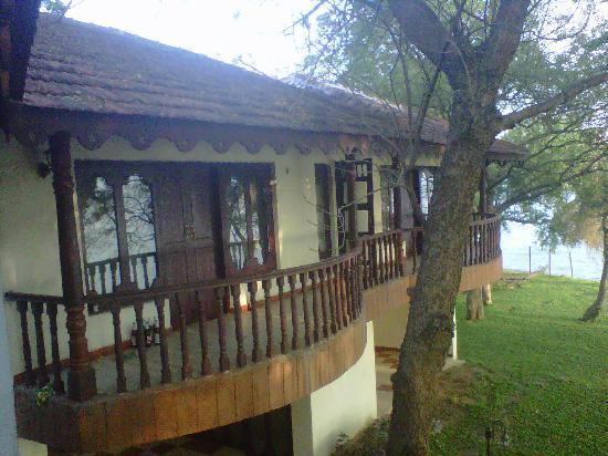 Bhavani Island Resort: Cottages