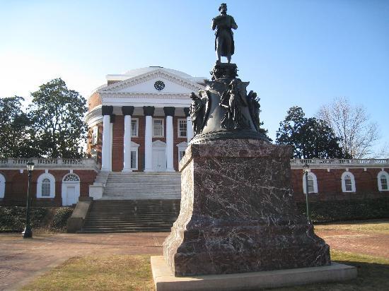 Residence Inn Charlottesville: ヴァジニア大学 世界遺産