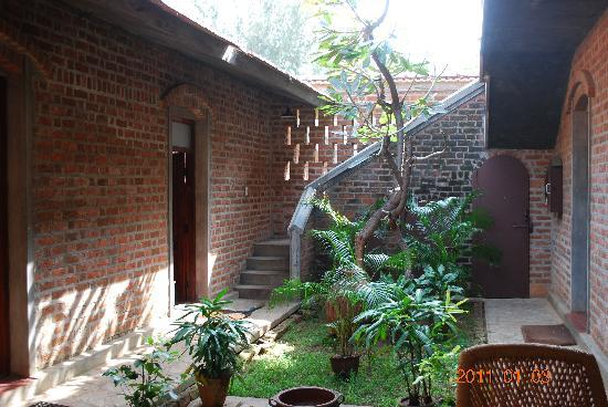 Muttukadu, India: Guest Rooms