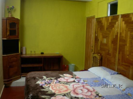 JJ Cottage : room
