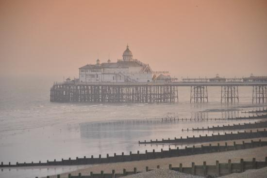 Bay Majestic Eastbourne Hotel: Sunset
