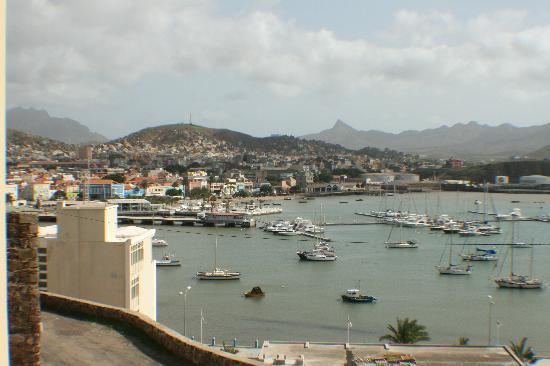 Mimagui Residencial  Cape Verde   San Vicente : view from balcony