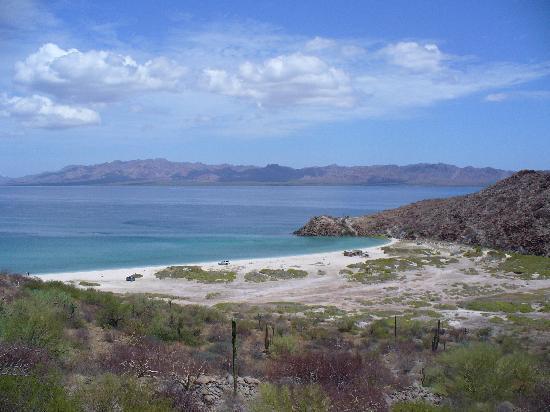 Bahía Concepción : Playa Armenta