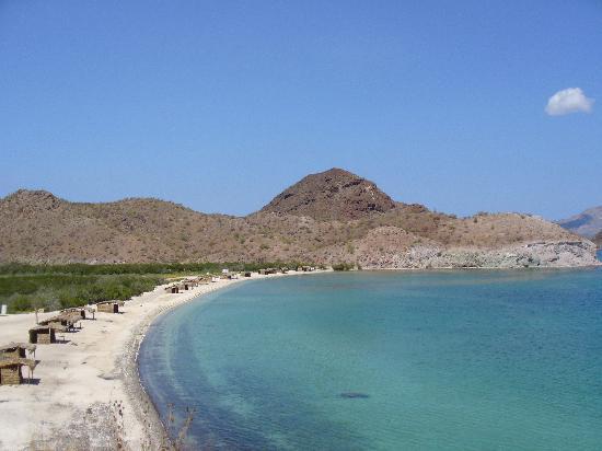 Mulege, Meksika: Playa El Coyote