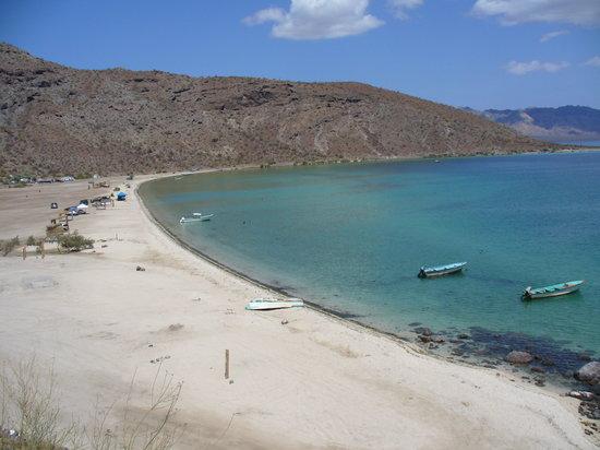 Mulege, Mexico: Play Santispac - La migliore!