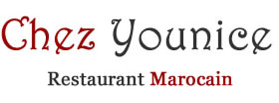 Chez Younice moroccan restaurant: Chez Younice Logo