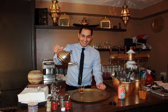 Chez Younice moroccan restaurant: Younice