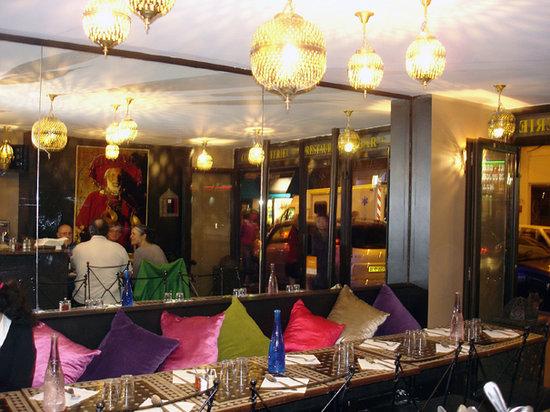 Chez Younice moroccan restaurant: Le restaurant marocain chez Younice