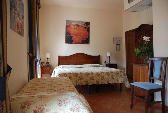 Hotel Bologna : Camera Quadrupla
