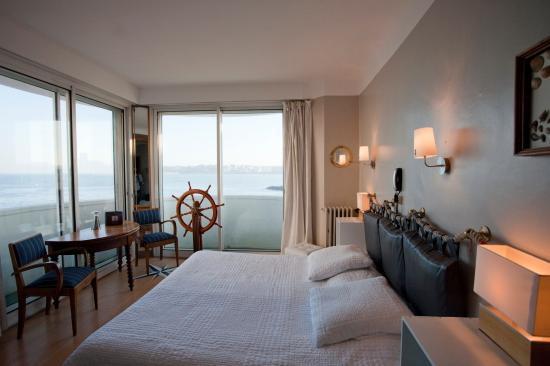 Hotel La Caravelle : Côté Mer