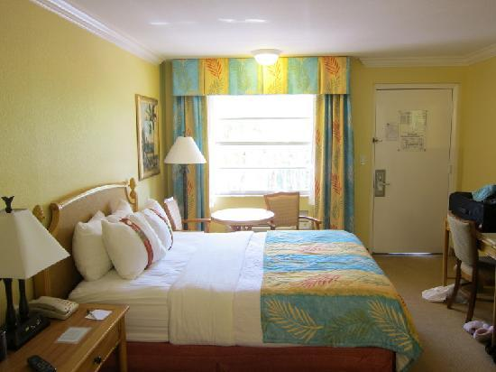 Holiday Inn Sanibel Island: Room 217