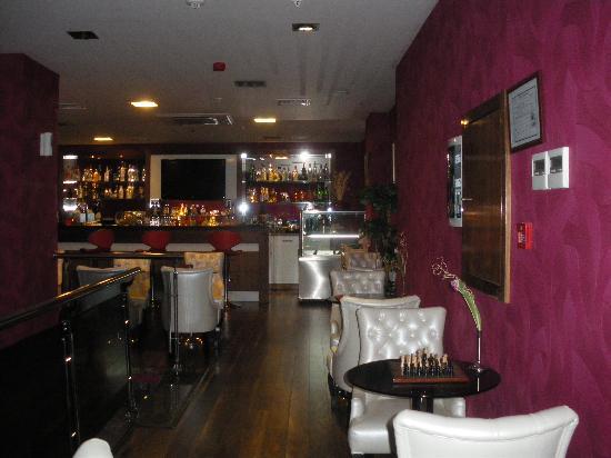 Hotel Istanbul Trend : Bar
