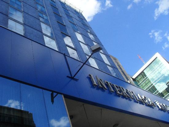 Interplaza Hotel: frente del hotel