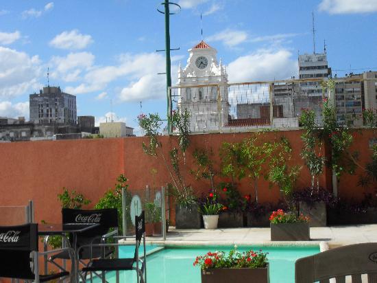 Interplaza Hotel: piscina del hotel