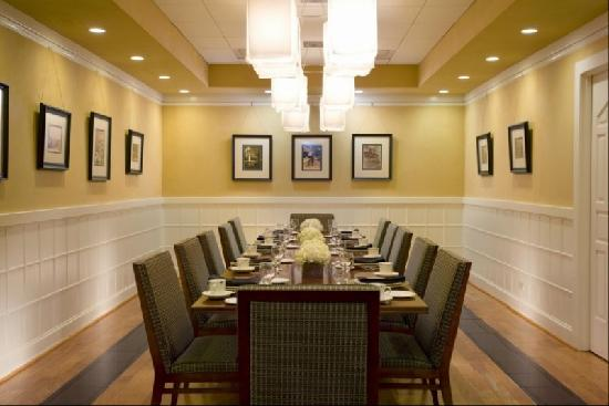 University of Georgia Center for Continuing Education & Hotel: President's Dining Room